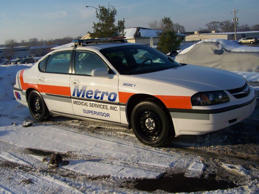 Vehicle Graphics CorPro Signs Rockford