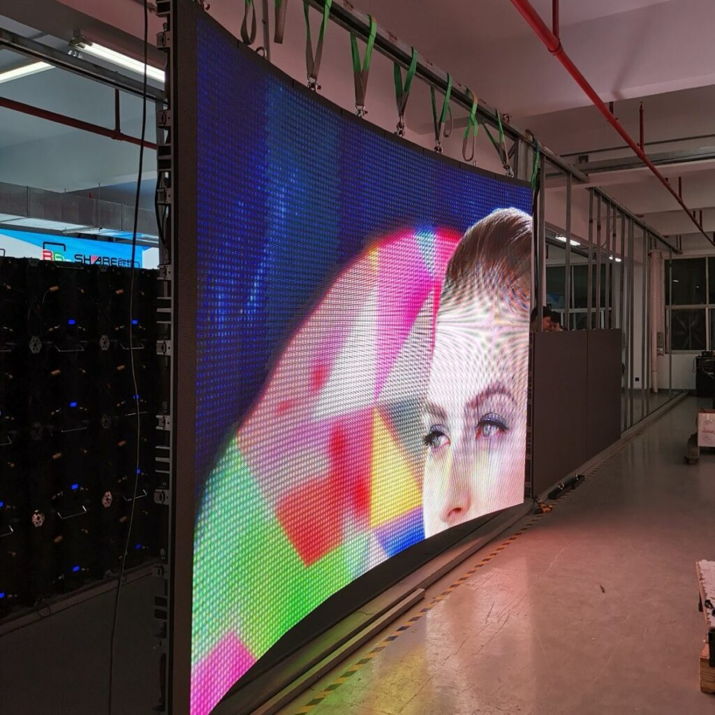 CorPro Signs Video Wall