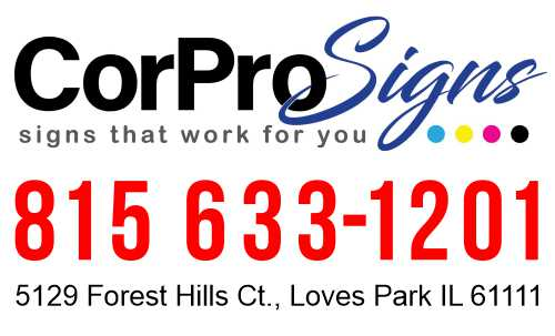 CorPro Signs of Rockford Illinois